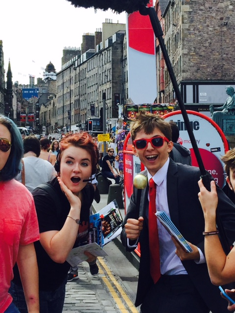 The Fringe Festival – Edinburgh, Scotland