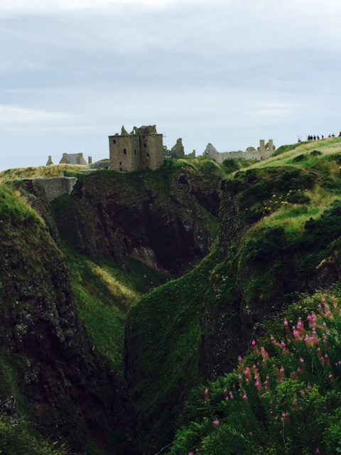 Dunnottar Castle, A Truly Stunning Setting