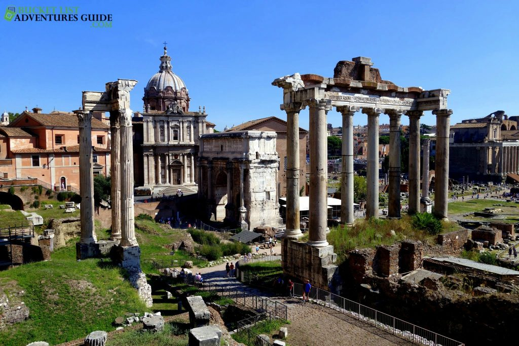 The Forum - What to see in the city of Rome