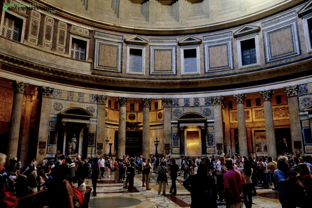 Pantheon - What to See in the City of Rome