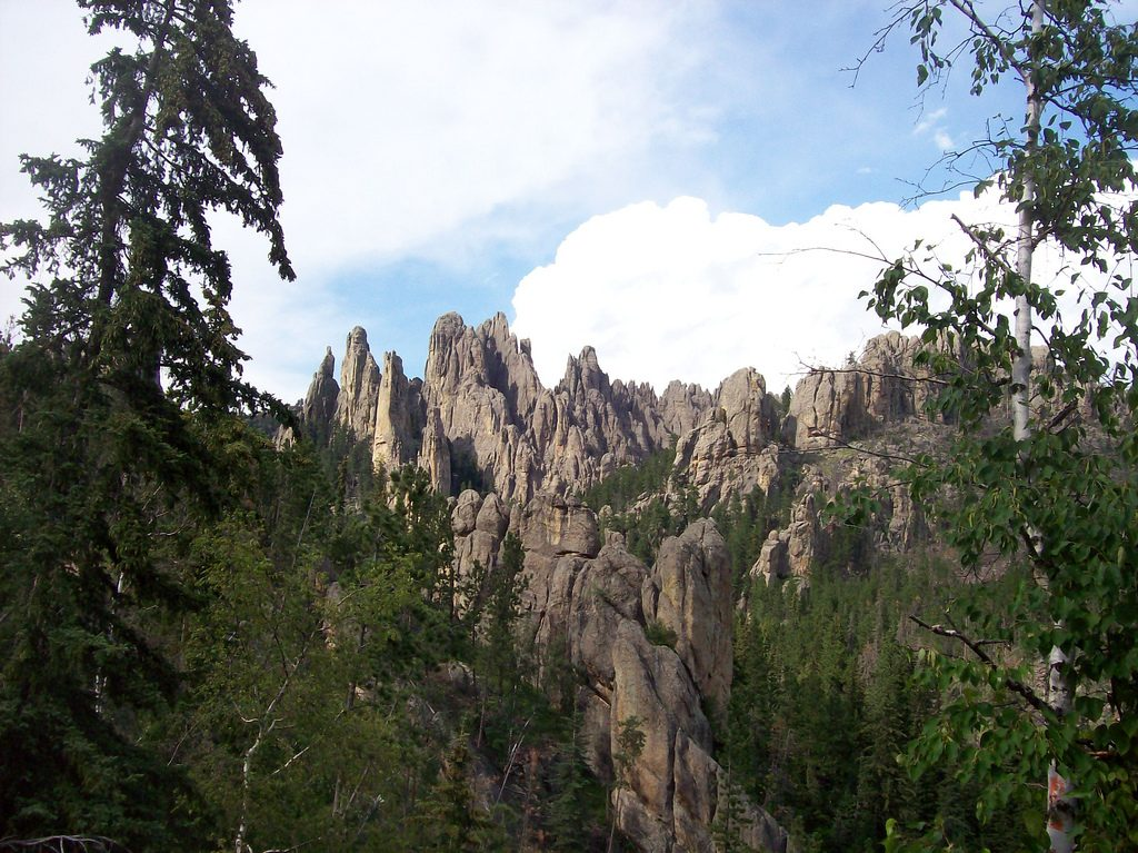 Needles Highway Sturgis Week