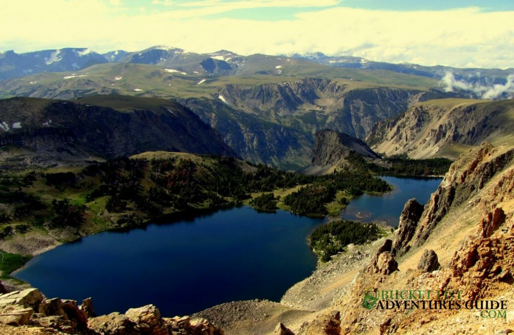 Scenic Summit-Beartooth