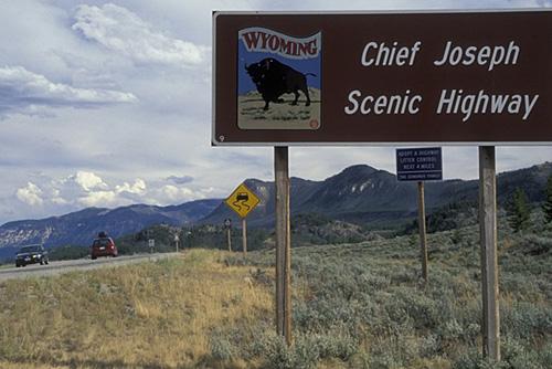 Scenic Joseph Highway