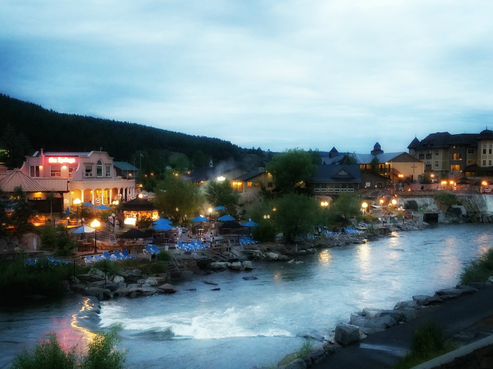 Pagosa Springs Co >> Pagosa Springs Colorado Is Famous For Its Wonderful Hot Springs