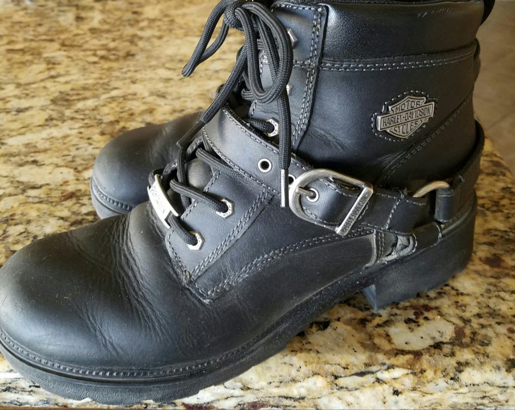 Tegan Harley Davidson Review Great Boot - Bucket List -1420