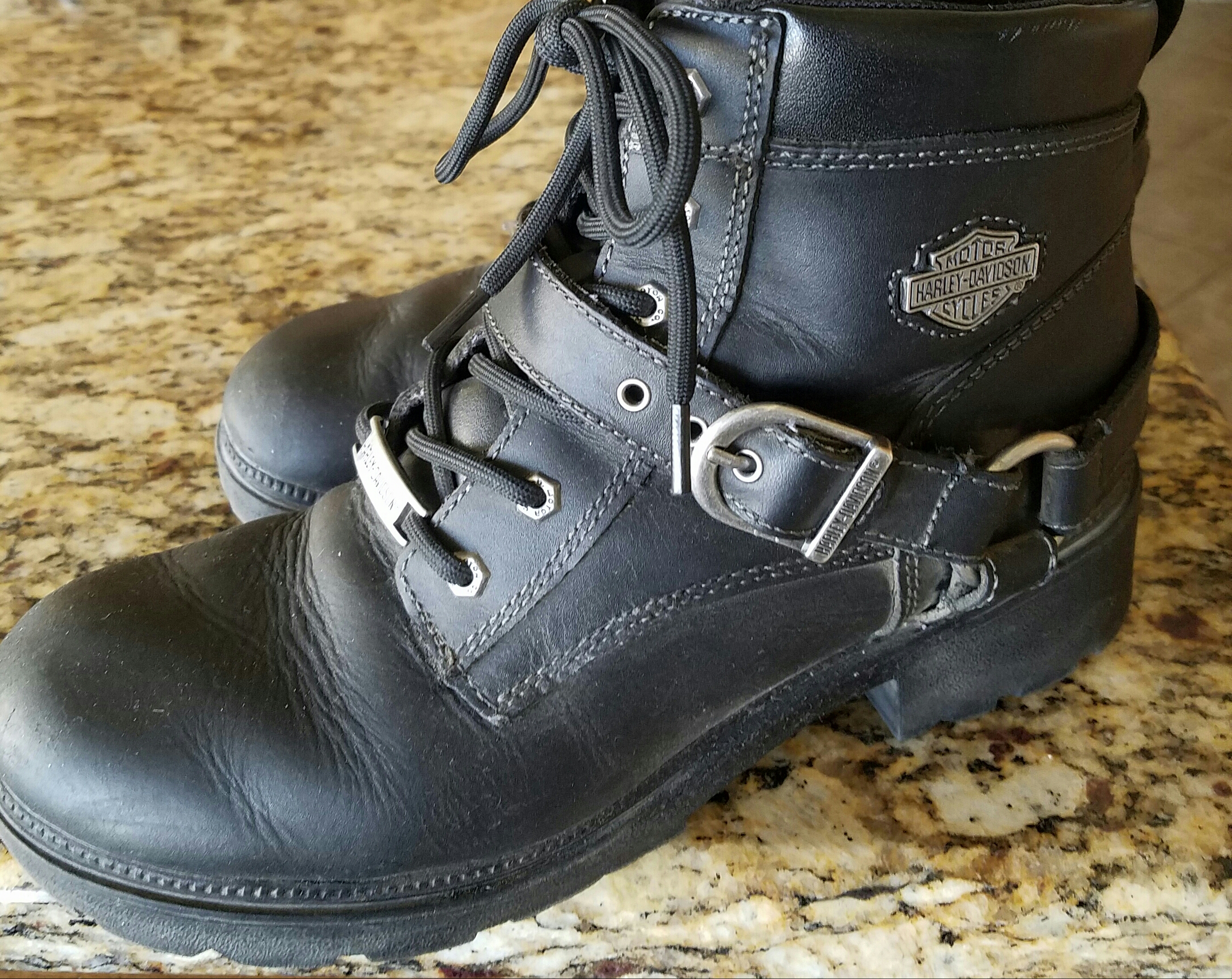 Tegan Harley Davidson Review: Great Boot