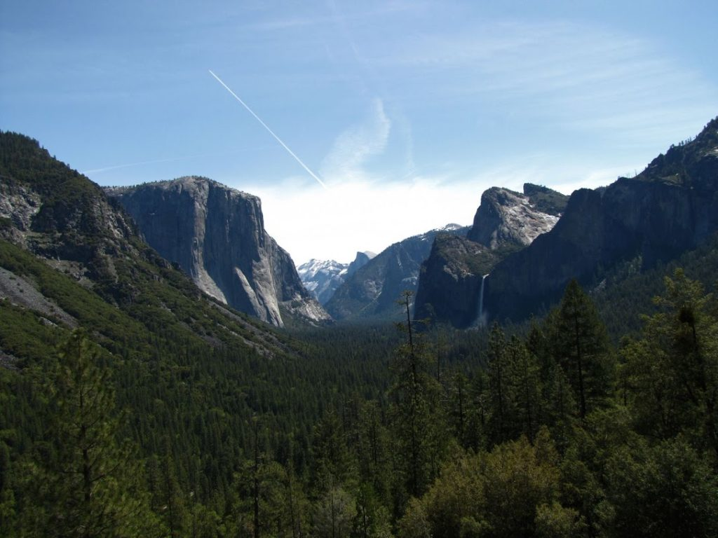 Yosemite South Entrance