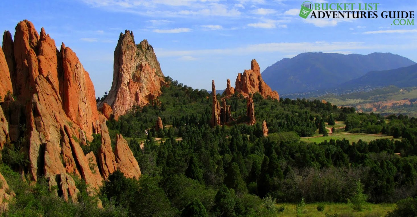 Garden Of The Gods, A Wonderful State Park To Visit