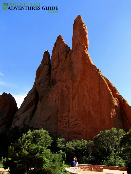 History of the Garden of the Gods