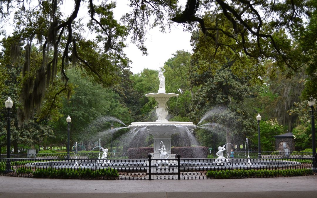 The Southern Charm Of Savannah