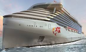 The Scarlet Lady Photo by Virgin Voyages